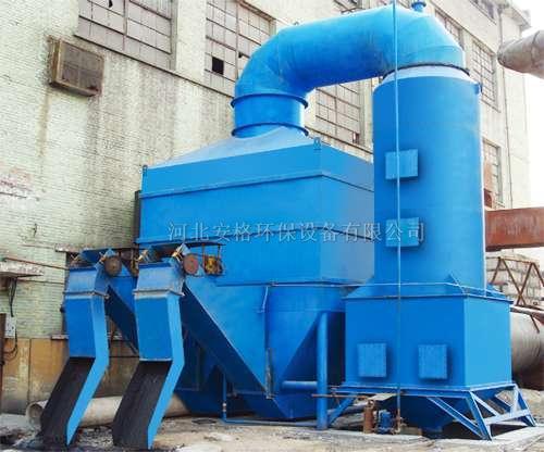 锅炉烟气脱硫塔 砖厂窑炉烟气脱硫除尘塔-河北省安格环保设备有限公司