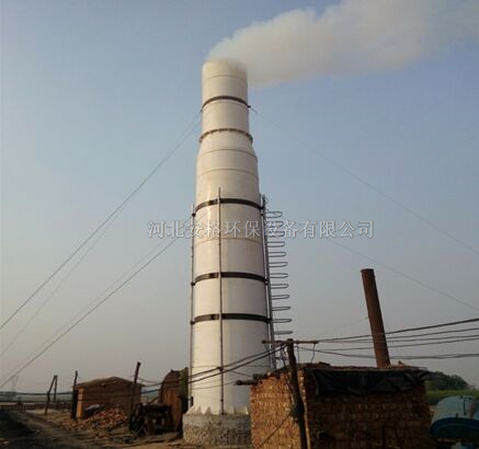 烟气脱硫塔 -河北省安格环保设备有限公司