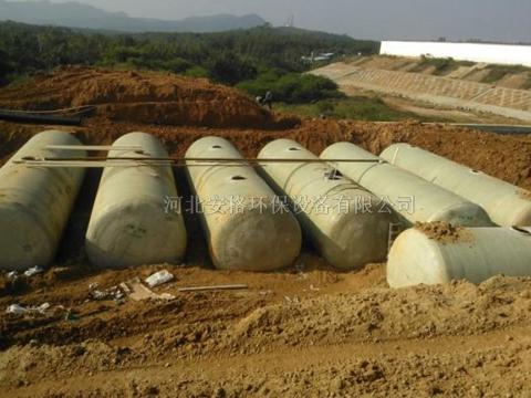玻璃钢消防水池-河北省安格环保设备有限公司