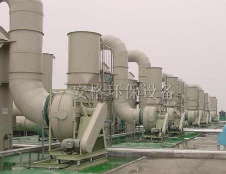 泡沫脱硫塔-河北省安格环保设备有限公司