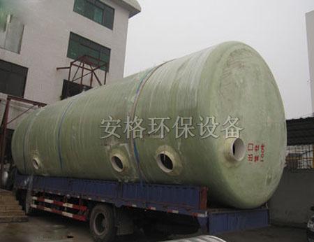 生物玻璃钢化粪池-河北省安格环保设备有限公司