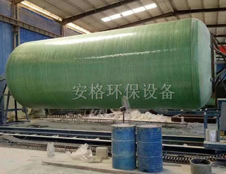 环保型玻璃钢化粪池-河北省安格环保设备有限公司