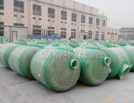 玻璃钢储水罐-河北省安格环保设备有限公司