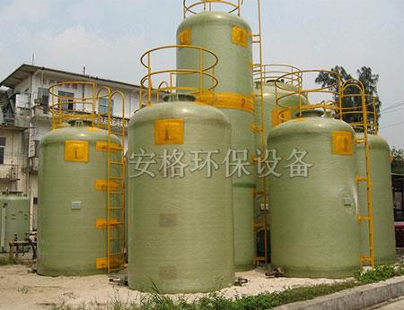 玻璃钢防腐储罐-河北省安格环保设备有限公司